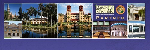March of Museum Partner Twitter Header
