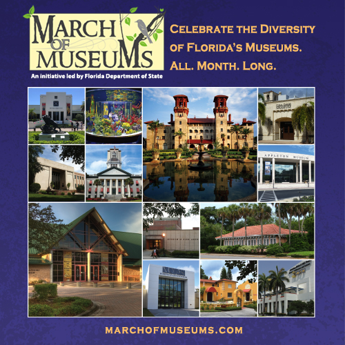 March of Museums Shareable